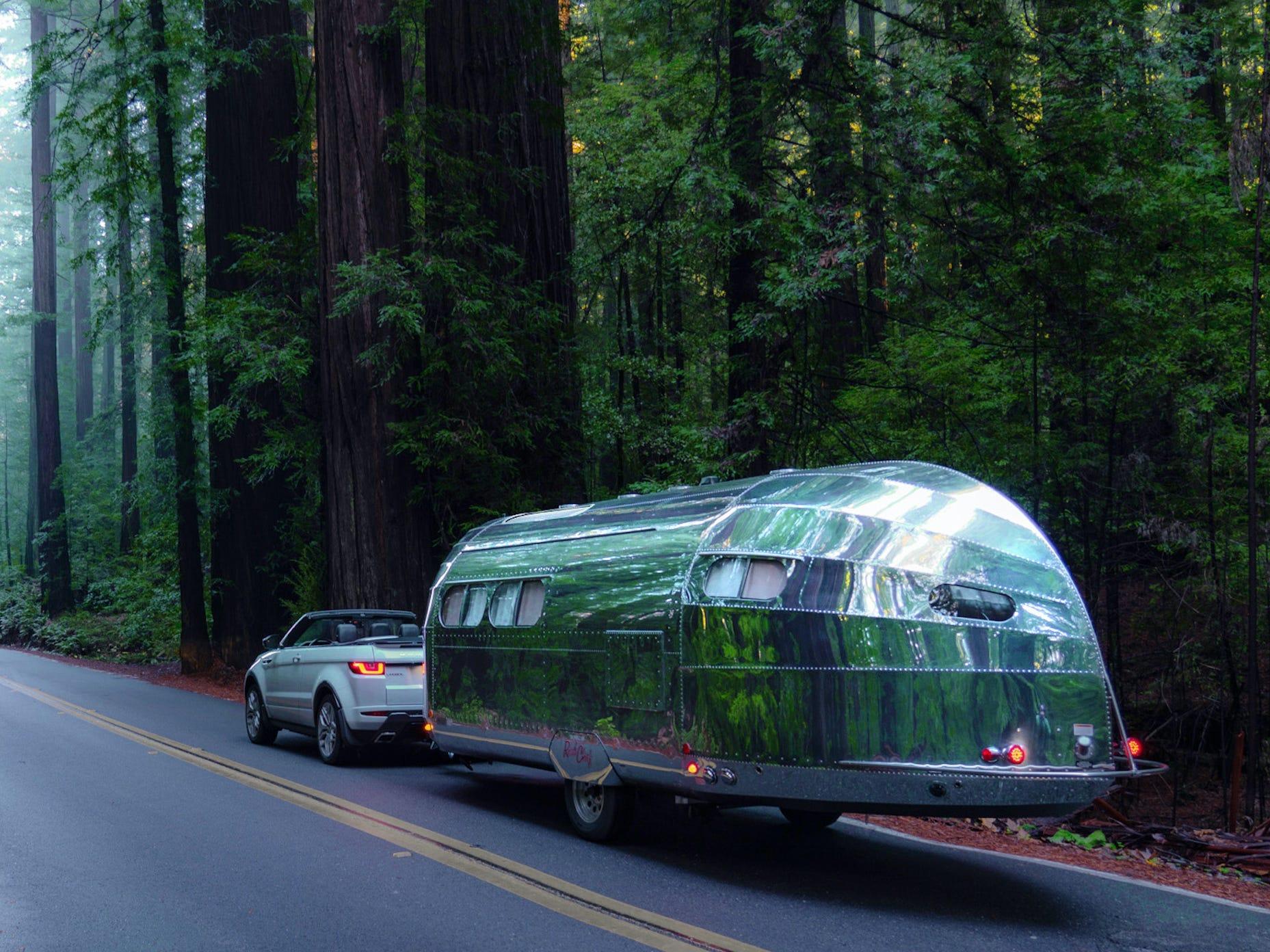 bowlus terra firma travel trailer