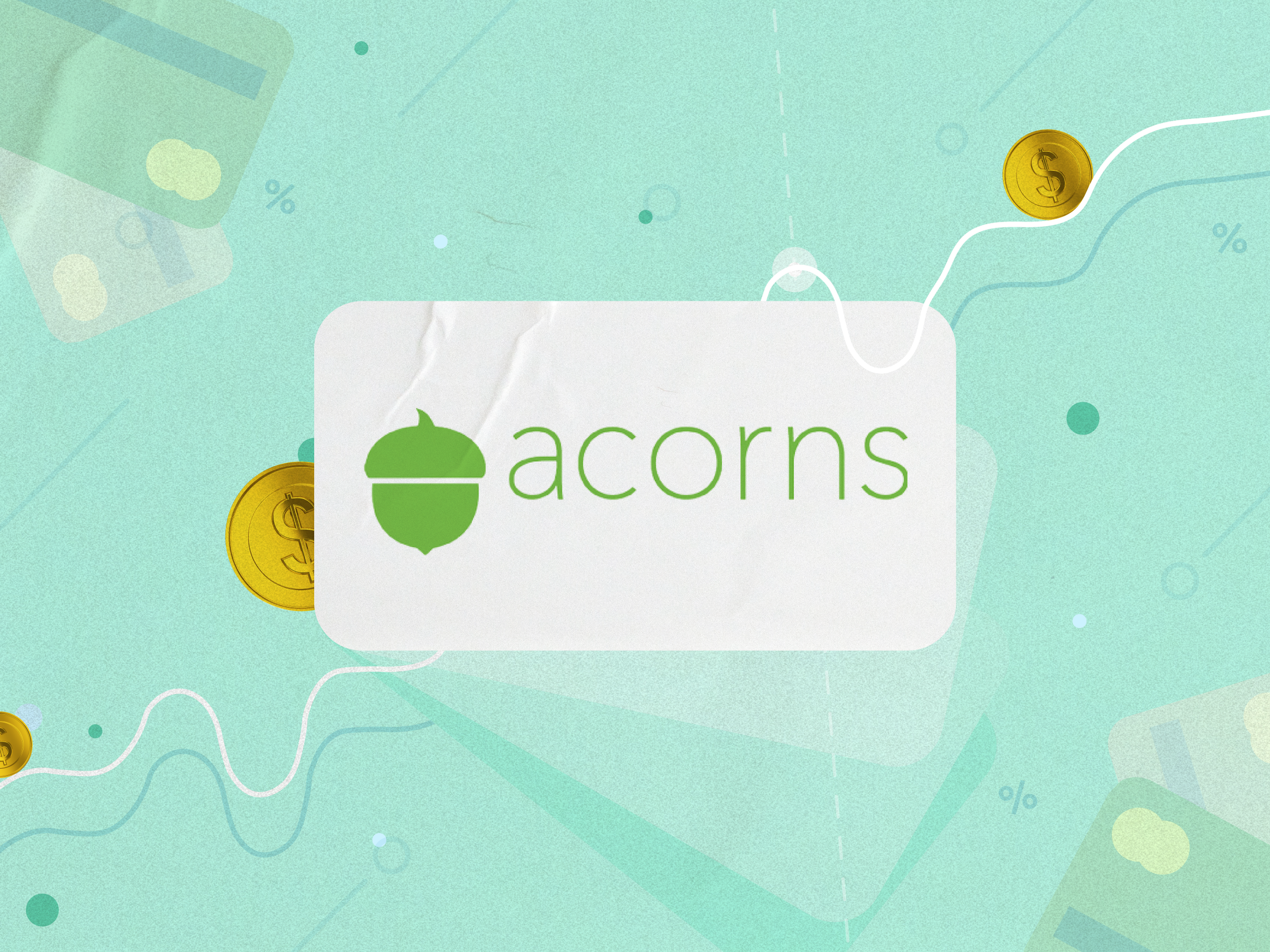 Acorns checking account review 4x3