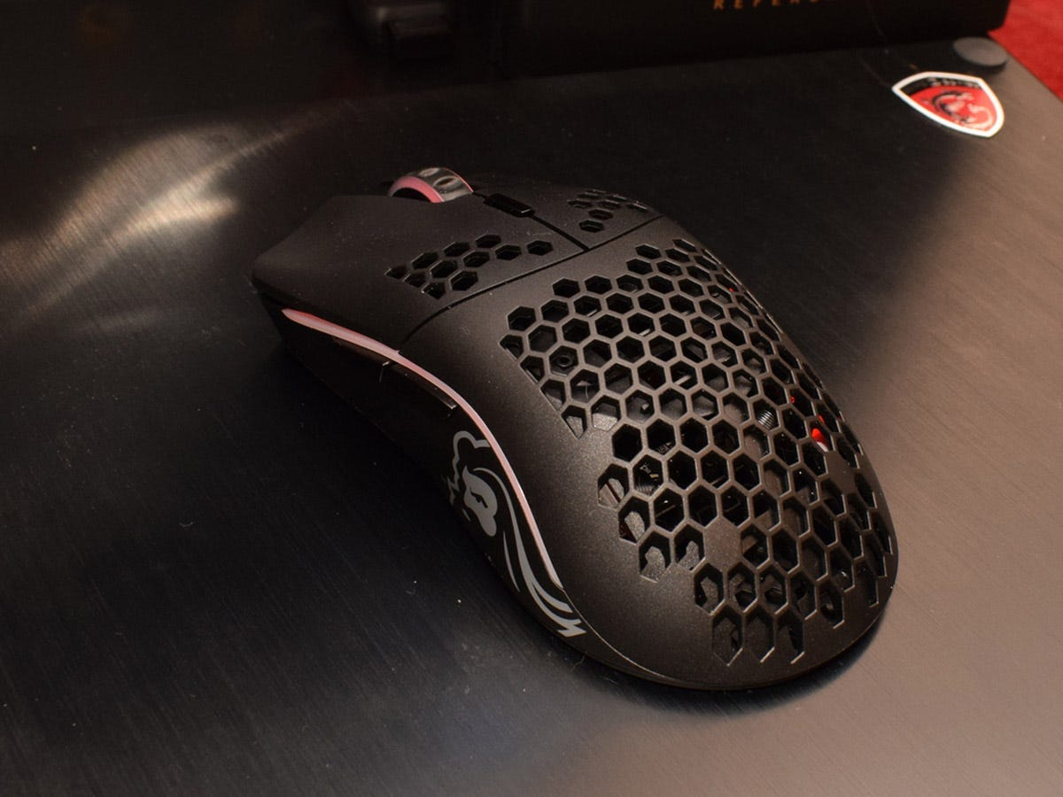 Model O Wireless mouse
