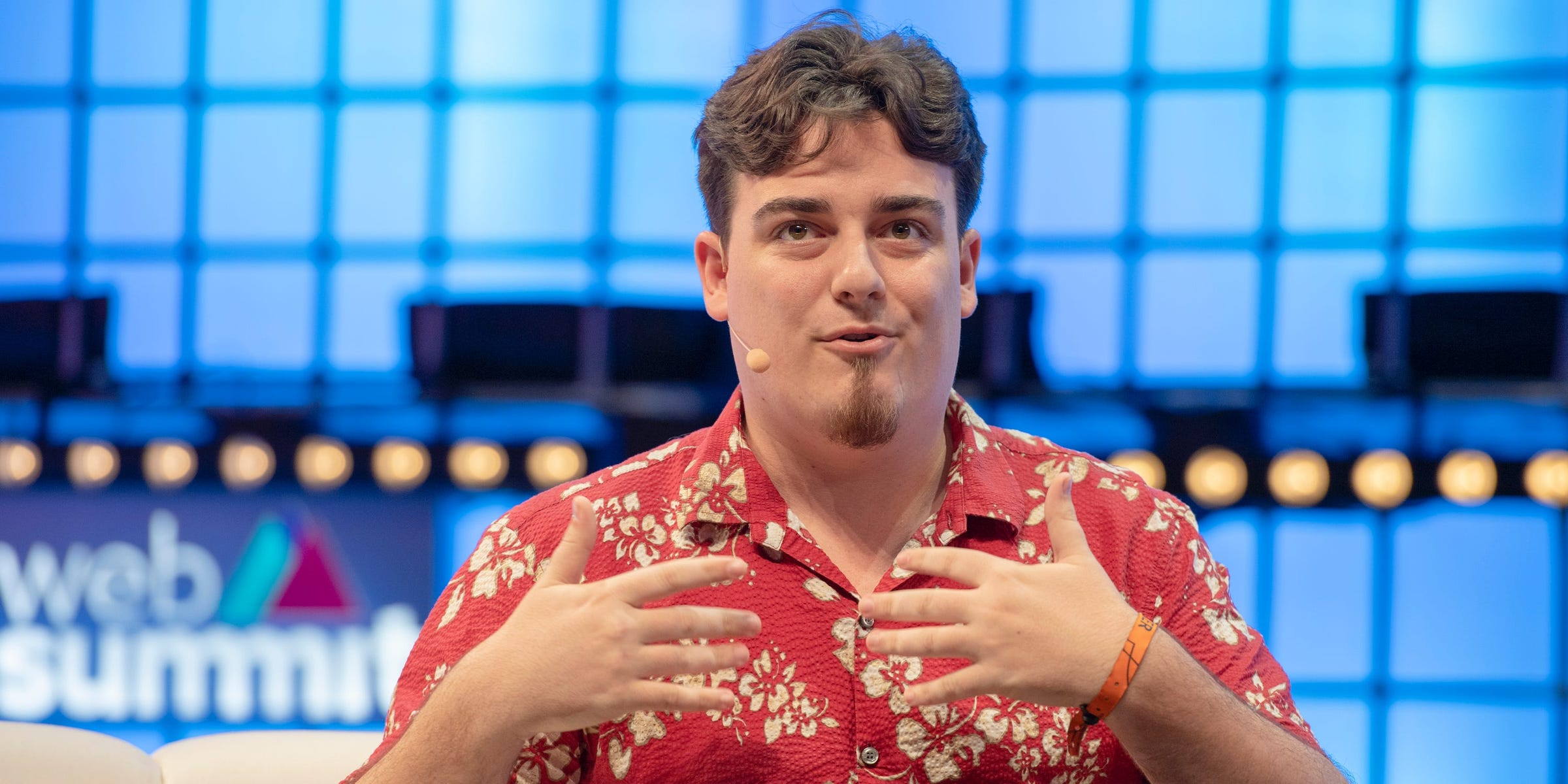Palmer Luckey Anduril CEO
