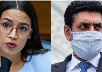 23 progressive Democrats including AOC urge Biden to overrule top Senate official and keep $15 per hour minimum wage in the stimulus package