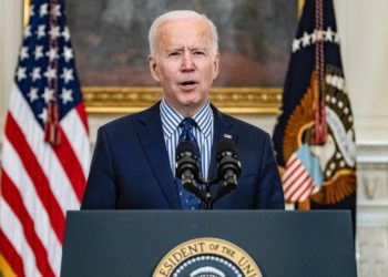 Biden says Americans will start receiving their $1,400 stimulus checks 'this month'