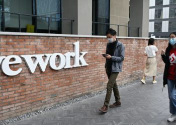 WeWork will accept crypto as payment and hold digital currency on its balance sheet (COIN)